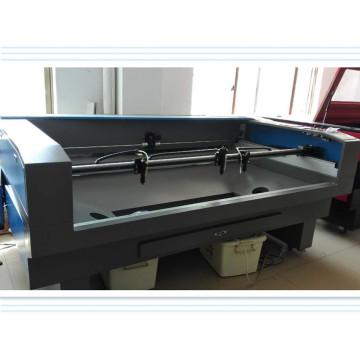 Máquina de corte e gravação a laser com alta qualidade para tecido