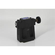 High sensitivity pressure control valve