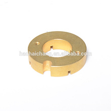 OEM Stamping metal brass rotating pipe flange