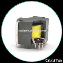 Power Ferrite Core RM8-2 Transformador 12v a 220v 6 Pin