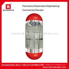 Ascenseurs à capsules Panoramique Ascenseur Ascenseur petite ascenseur