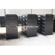 1 ton test weight/ weight/cast iron weight