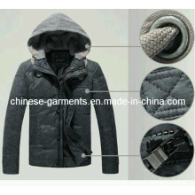 Fashion Basic Jackets Man, Down Jacket