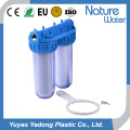 Compelete Set Double Transparent Water Filter