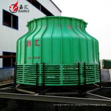Torre de enfriamiento de agua FRP / GRP / Refrigeración y equipo de intercambio de calor