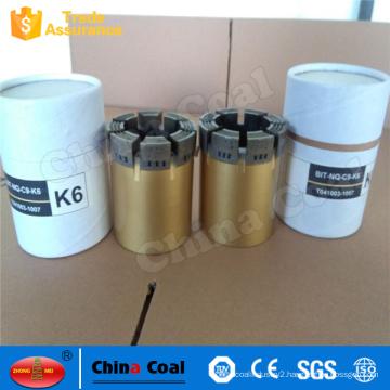 Diamond core drill bit/core bit/diamond bit for drilling