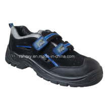 Tenho dois cintos Sandália estilo trabalho sapatos de camurça (HQ05060)