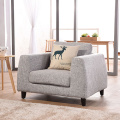Chesterfield Futon Linen 123 Seater Sofa Set
