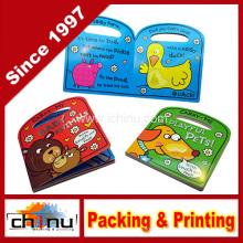 Crianças Crianças Baby Hard Board Book (550012)