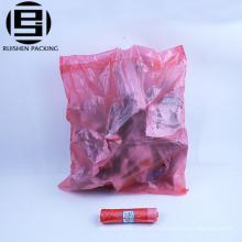Sacs à ordures en plastique bon marché perforé de noël en gros