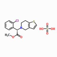 Sulfate de clopidogrel cardiovasculaire APIS CAS 120202-66-6