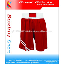 Dry-fit Custom Sublimation MMA Short Men's fight Boxing Shorts for sale