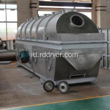 Rectilinear Vibrating-Fluidized Dryer yang digunakan di tambang