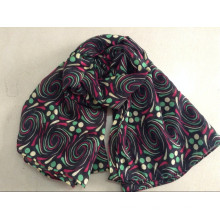 Yiwu Factory Muslim Wholesale Fashion Style The Headscarf 8 Color Voile Scarf