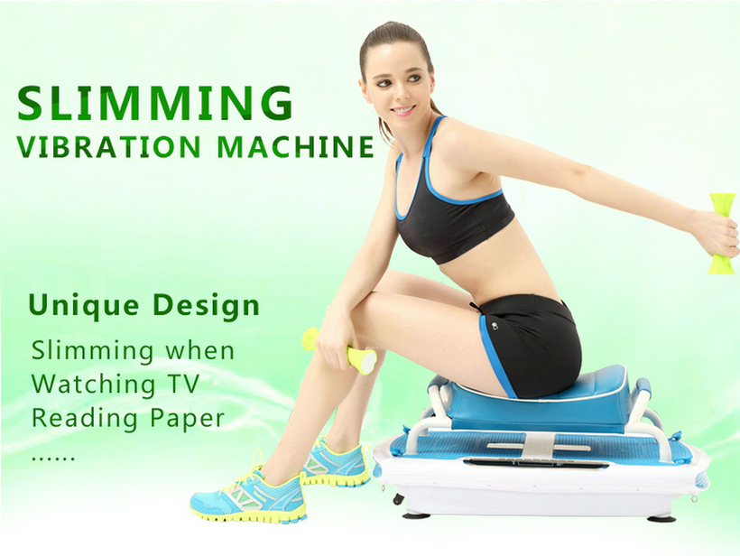 Body Building Vibration Plate