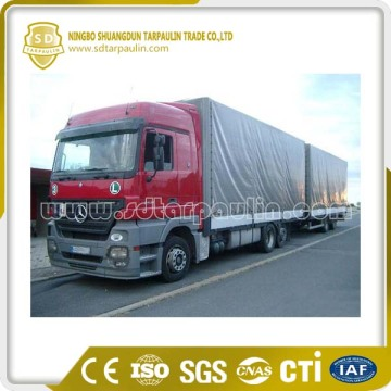Tear Resistant High Flexibility Poly Truck Cover Tarp