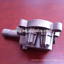customized zinc die casting light connector