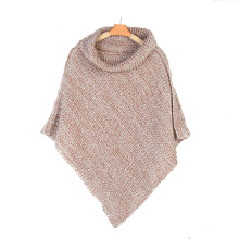 Womens Halswärmer Schal Pullover Cardigan Wraps Winter gestrickte Schals Poncho (SP609)