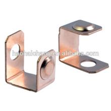 ISO9001 relais de sécurité précision laiton shrapnel