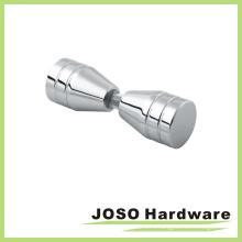 Стеклянные фитинги Душевые наборы дверных ручек (DKB07)