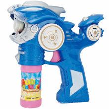 Наружная летняя звуковая игрушка Space Bubble Gun Toy