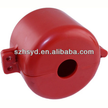 Pressurized Gas Cylinder Valve Lockout HSBD-8251