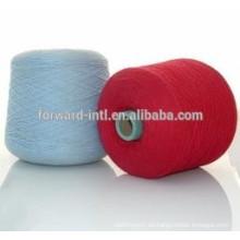 suministro de hilados de tejer de cachemira de alta calidad de 2 / 48Nm por China