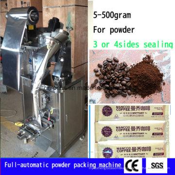 Machines à emballer automatiques 3 dans 1 machine à emballer de poche de poudre de café