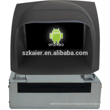 Fábrica direta 1080 P Android 4.3 Glonass / GPS OBD TPMS multimídia central do carro para Ford Fiesta com GPS / Bluetooth / TV / 3G / WIFI