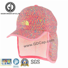 Smart Casual Breathable Sport Baseball Cap mit Nackenschutz