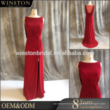 Popular Sale color combination cocktail dress