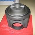 Motor diesel durable del pistón de Alfin del arrabio S6D125