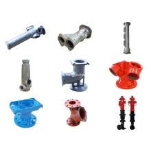 Acessórios para hidrantes de ferro fundido