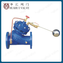 F745X cast iron  water Y stype water leval float control valve for water tank