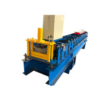Automatic metal siding wall panel roll forming machine
