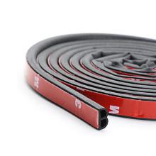 B shape epdm rubber seal strips