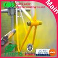 electrostatic spray gun spray color powder coating