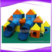 Dubol Outdoor Plastic Playground for Amusement Park