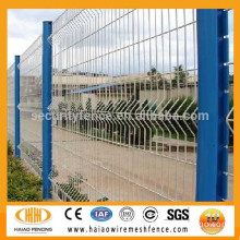 High quality low price Chinese manufacturer wire fencing supplies/garden fence