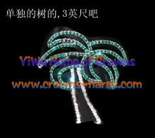 3inch Palm Tree Summer Crown