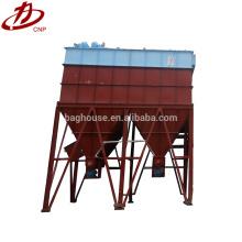 Filtro de mangas de pulso único para silo de cimento