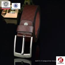 Unisexe 2015 nouvelle ceinture coréenne de ceinture de ceinture en cuir coréenne