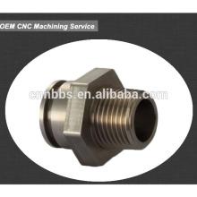 Precision machining steel excavator machine parts