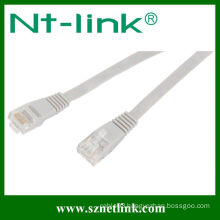 RJ45 Flat UTP Cat6 Patch Cord Cable