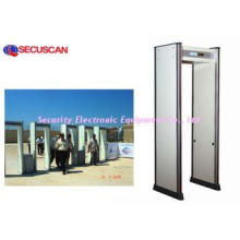 New security equipment Walkthrough Metal Detector Gate for