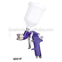 High Pressure Spray Gun 4001P up cup