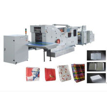 Js-zd900 18.5kw Pp Woven Adjustable Roll To Square Bottom Food Bag Making Machine
