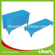 CE Lit pour enfants pour foyer pour lit empilable, Lit en coton empilable CE pour enfant, Ensemble de literie