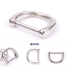 Zinc Alloy D Buckles, Hardware Accessories