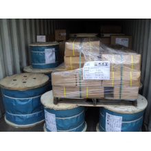10mm Elevator Steel Wire Rope For 3.0m/s High Speed Passenger Elevator